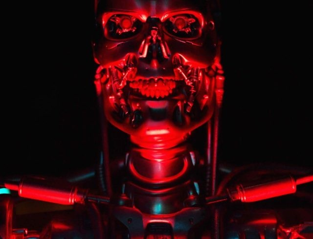 Terminator (Ben Stansall / AFP / Getty)