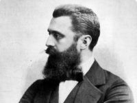 Journalist and writer Dr Theodor Herzl (1860-1904), who founded the modern political Zionist Movement advocating the return of the Jewish nation to Palestine, and thus instigated the eventual creation of the state of Israel. (Photo by Hulton Archive/Getty Images)