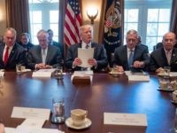 Trump Cabinet meeting on health care (Andrew Harnik / Associated Press)