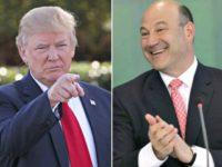 Trump and Gary Cohn