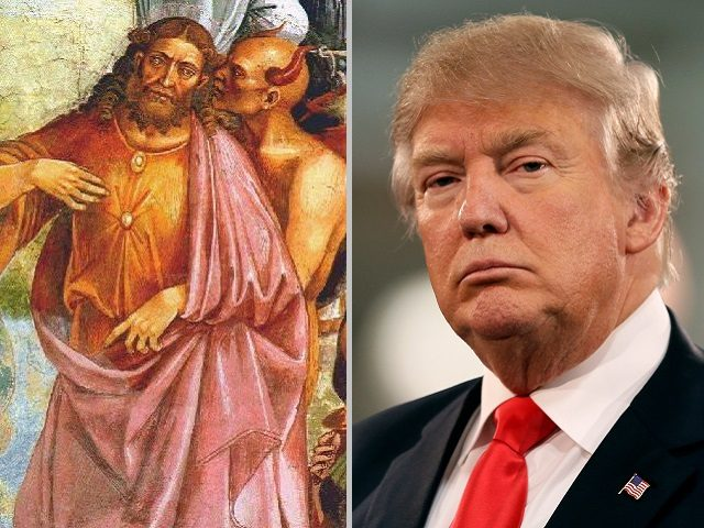 Trump and anti-Christ