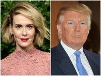 TrumpPaulsonAmericanHorrorStory