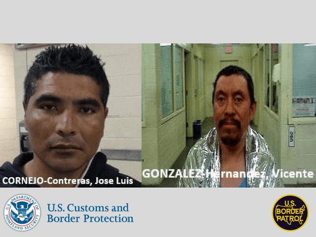 USBP Sex Offenders Busted