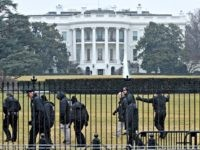 White House on Lockdown: Man Approached Secret Service with Suspicious Package