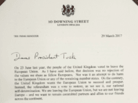 READ: British PM Theresa May's Letter Triggering Brexit