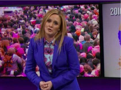 "Wednesday, TBS ""Full Frontal"" host Samantha Bee slammed Democrats for …"