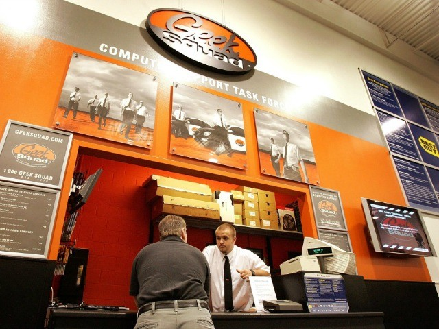 Report: Best Buy's Geek Squad Has 'Close Relationship' with FBI