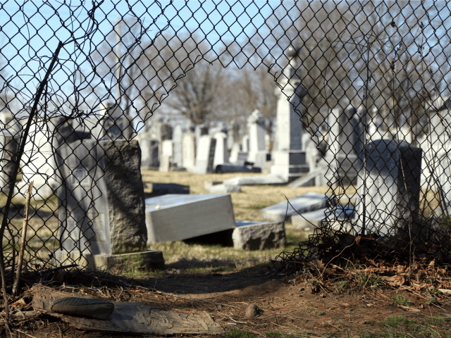 Another Jewish cemetery is vandalised, this time in NY