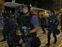 180 Arrested in Hong Kong Protests Against China's 'National Security' Takeover