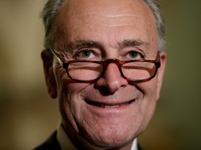 Schumer Fake News: Women Turn to Planned Parenthood for 'Mammograms, Maternity Care'