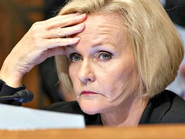 McCaskill: 'The Nerve of' Cruz, Cornyn Questioning 'Garland Merrick'