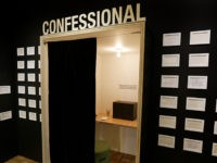 University Hosts 'Masculinity Confession Booth' Instructing Male Students to Repent