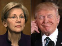Donald Trump: I Will Only Pay on Elizabeth Warren Bet 'If I Can Test Her Personally'