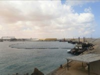 A view of the anchorage at the Es Sider export terminal in Ras Lanuf, west of Benghazi March 11, 2014. REUTERS/Esam Omran Al-Fetori