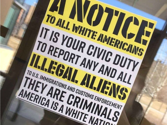 College Diversity Council Posts Fake Racist Flyers to Encourage 'Dialogue'