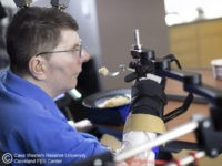 Thought-Control Technology Enables Quadriplegic to Move Arm