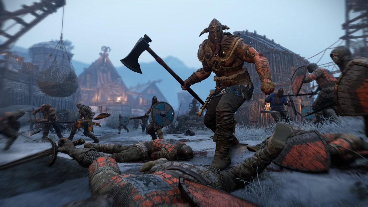 for-honor-viking-battle