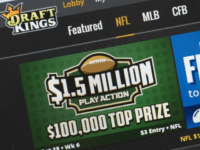 Accused of running competitions that amount to illegal gambling, fantasy sports operators FanDuel and DraftKings announced that they would halt their paid daily contests in New York