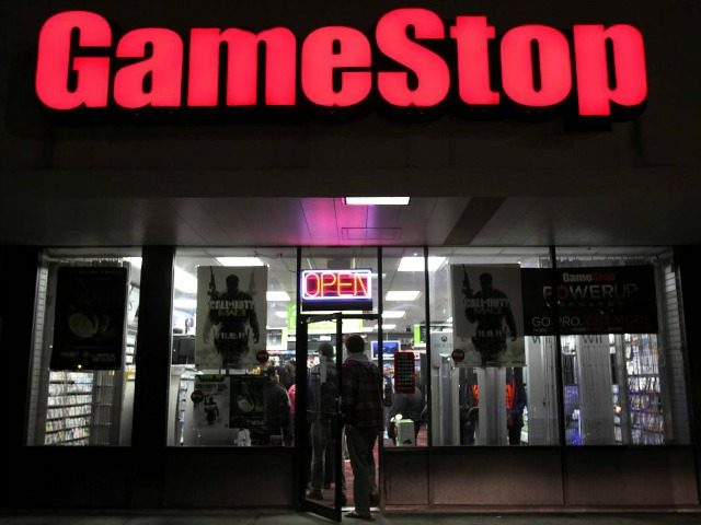 GameStop Shares Rocket 104%