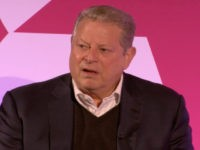 Al Gore: Global Warming a 'Principal' Cause of the Syrian Civil War, Brexit
