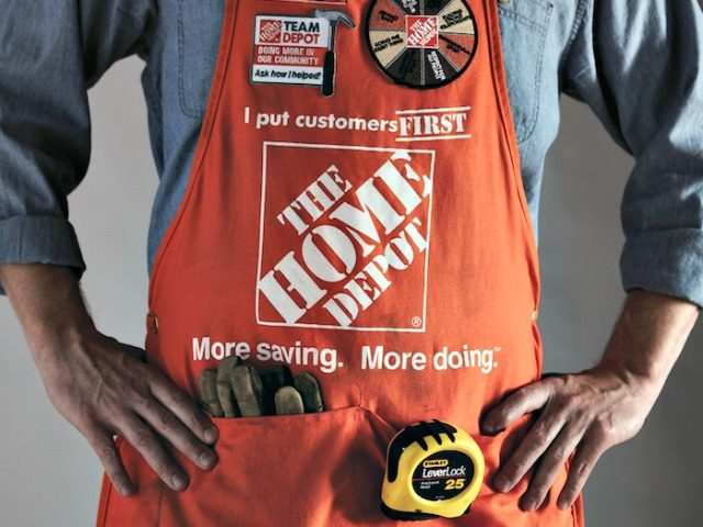 Home Depot announced on Thursday that their workers can receive up to $1,000 bonuses thanks to the recently passed Tax Cuts and Jobs Act.