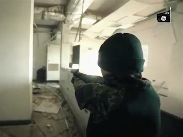 Video: Islamic State 'Cubs' Kill Prisoners in Mock Combat Drill