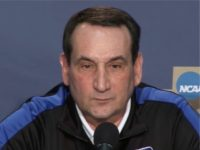 Thursday, Duke University men's basketball coach Mike Krzyzewski weighed in on …