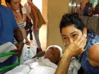 Cuba: Thugs Beat Pregnant Pro-Democracy Dissident 'in the Belly,' Put Father in the Hospital
