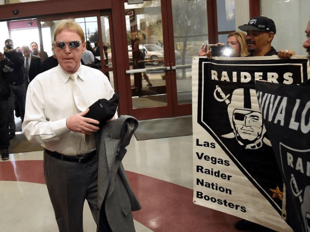 It's Official – The Oakland Raiders are Moving to Las Vegas!