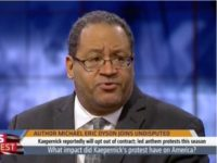 Thursday,author and radio host Michael Eric Dyson weighed in on …
