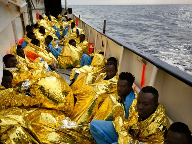 15 African Migrants Drown in Shipwreck Trying to Reach Italy