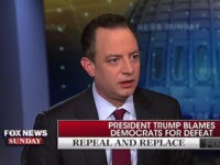 Reince Priebus: Trump Not Backing Off Border Tax Push