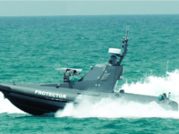 protector unmanned warship