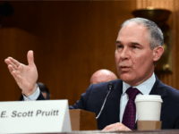 Exclusive: Scott Pruitt Promises 'EPA Orginalism' in Donald Trump Administration