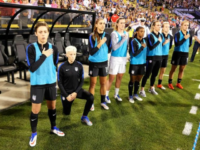 Megan Rapinoe: I Was 'Naive' to Think Americans Would Approve Anthem Protest Because I'm 'Non-Threatening' White Woman