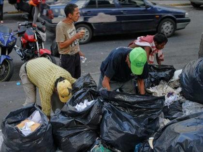 Socialism: Venezuelans Scavenging, Selling Garbage for Survival