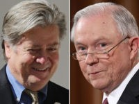 NYT Mag: Steve Bannon Tried to Recruit Jeff Sessions to Run for President