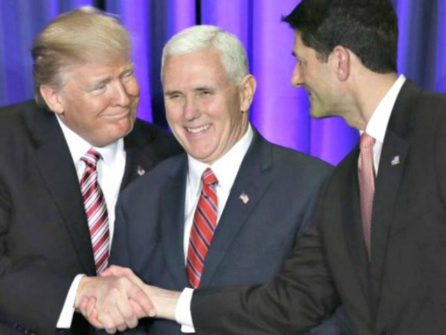 Pence says Trump will keep promise of overhauling Affordable Care Act