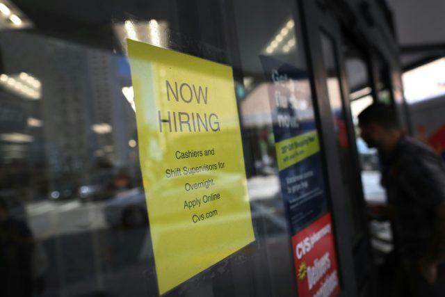 Jobless claims dip in latest sign of job market improvement