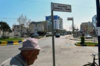 Kamza, a few miles north of Tirana, had already made Trump an honorary citizen