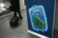 The US ban on carry-on electronic devices will affect passengers on around 50 flights a day