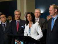 Nikki Haley Leads Walkout on UN Nuclear Weapons Ban Meeting