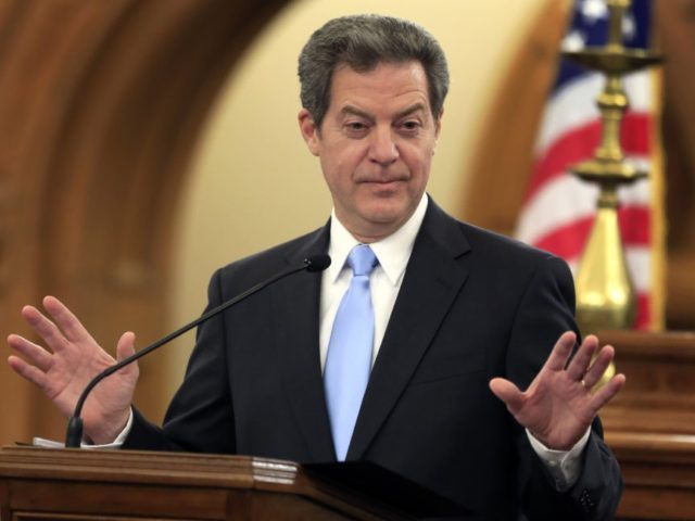 Sam Brownback Presses Vatican to Change Policy Toward Chinese Communists