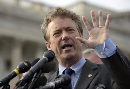Exclusive – Rand Paul: Let's Repeal Obamacare Now!
