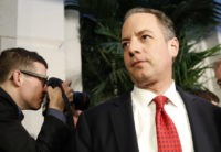 Scaramucci Tags Priebus in Tweet Blasting 'Felony' Leak of Financial Disclosure Form