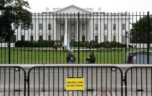 Driver of 'suspicious' vehicle detained at White House checkpoint