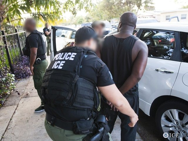 U.S. Customs and Immigration Enforcement's (ICE) Enforcement Removal Operations (ERO) Miami Field Office conducted a law enforcement action targeting individuals who pose a threat to public safety from April 18-24, 2017. The operation was a targeted enforcement operation conducted across Florida and Puerto Rico, with a goal to apprehend removable …