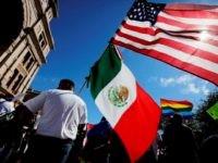 APTOPIX Day Without Immigrants Texas