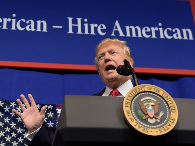 WSJ: Wages, Productivity Jump in Trump's 'Hire American' Economy