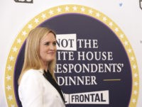 Samantha Bee Mocks Trump, Roasts Media at 'Not the White House Correspondents' Dinner'